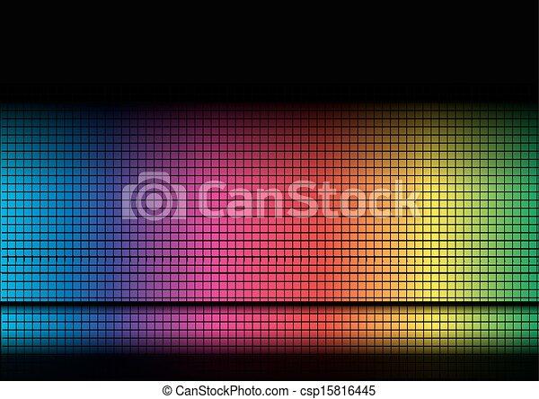 fond, disco - csp15816445