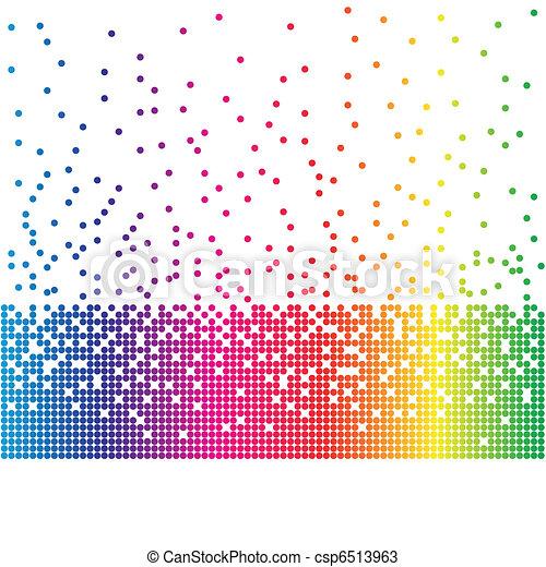 fond, disco - csp6513963