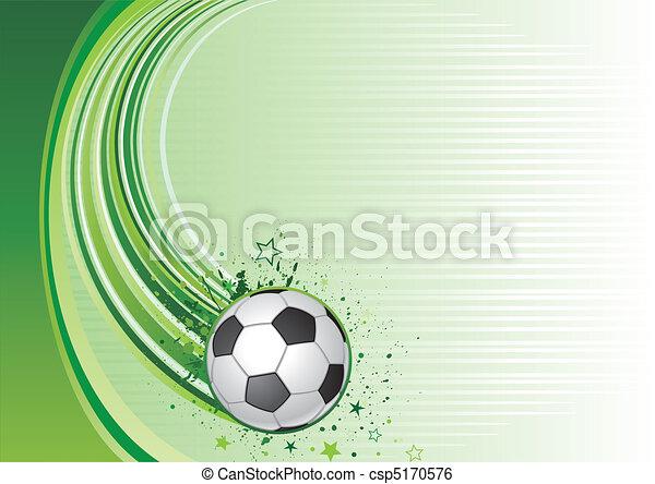 football, fond - csp5170576
