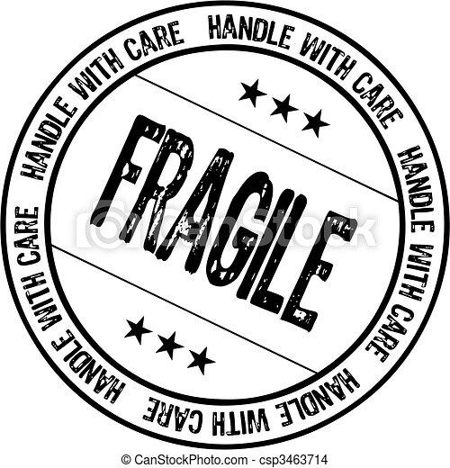 fragile - csp3463714