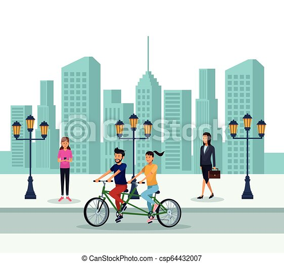 gens ville - csp64432007