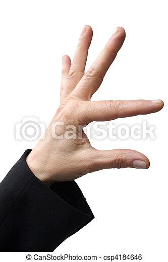 """""""gesture - csp4184646"""