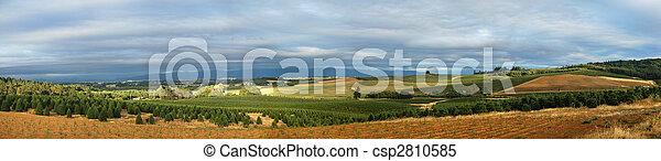 grand, panoramique, paysage - csp2810585