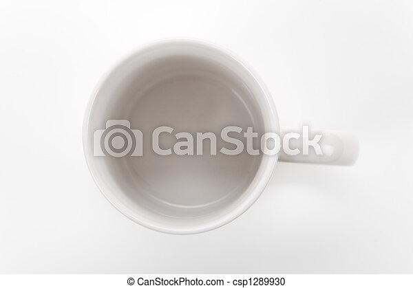 grande tasse café - csp1289930