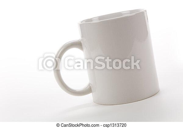 grande tasse café - csp1313720