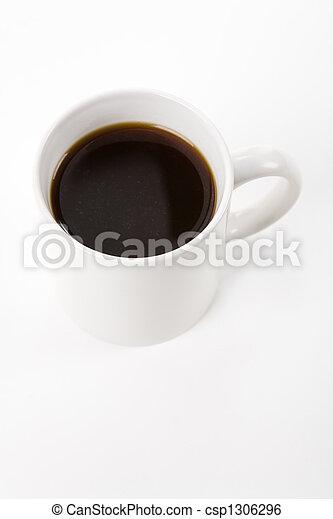 grande tasse café - csp1306296
