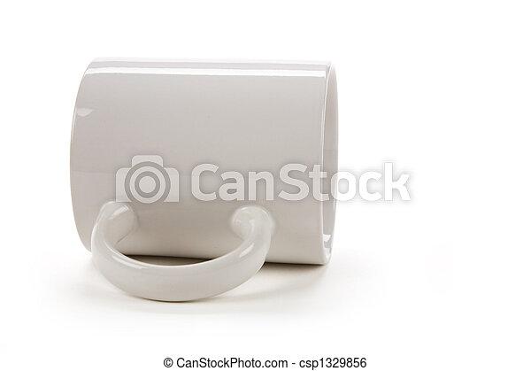 grande tasse café - csp1329856