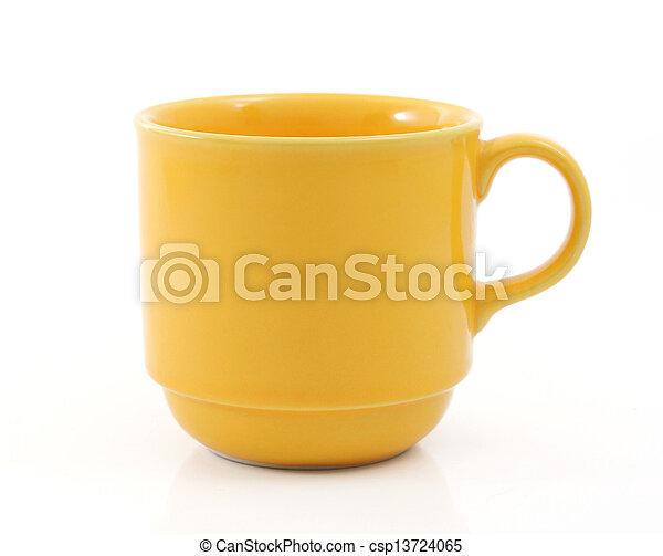 grande tasse café - csp13724065