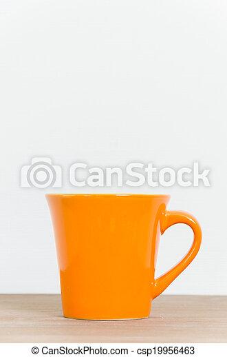grande tasse café - csp19956463