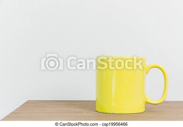 grande tasse café - csp19956466