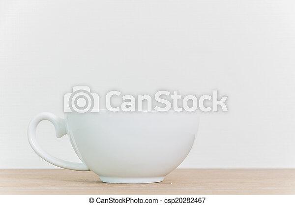 grande tasse café - csp20282467