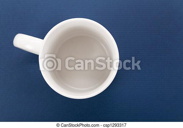 grande tasse café - csp1293317