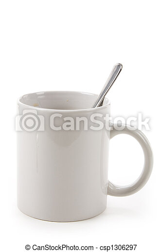 grande tasse café - csp1306297