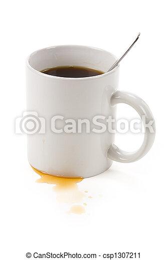 grande tasse café - csp1307211