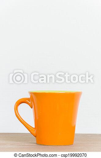 grande tasse café - csp19992070