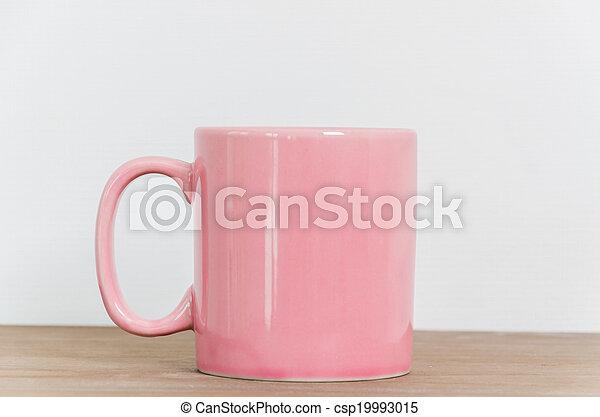grande tasse café - csp19993015