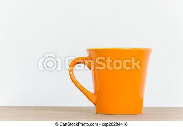 grande tasse café - csp20284418