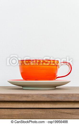 grande tasse café - csp19956488