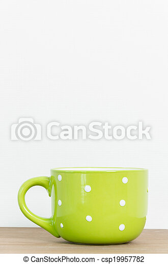 grande tasse café - csp19957782