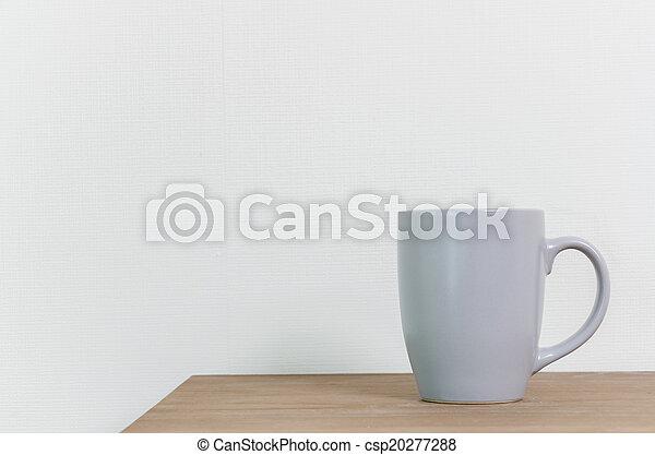 grande tasse café - csp20277288