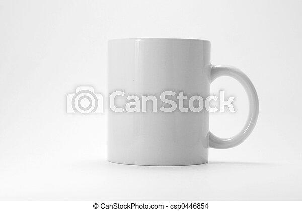 grande tasse café - csp0446854