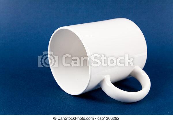 grande tasse café - csp1306292