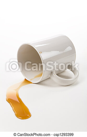 grande tasse café - csp1293399