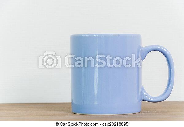 grande tasse café - csp20218895