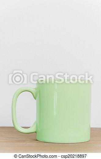 grande tasse café - csp20218897
