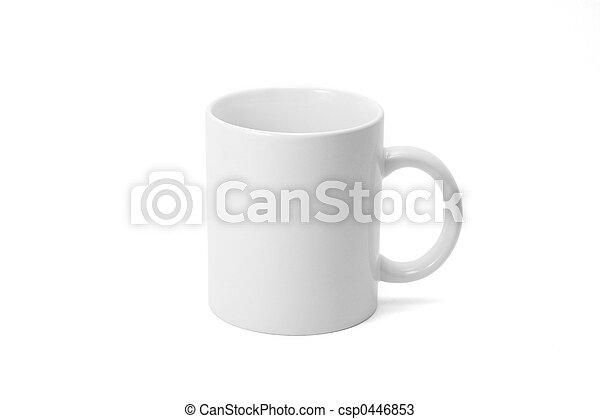 grande tasse café - csp0446853
