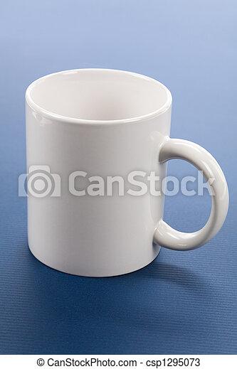 grande tasse café - csp1295073