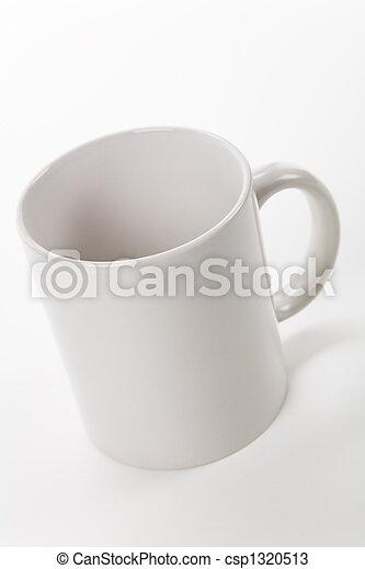 grande tasse café - csp1320513