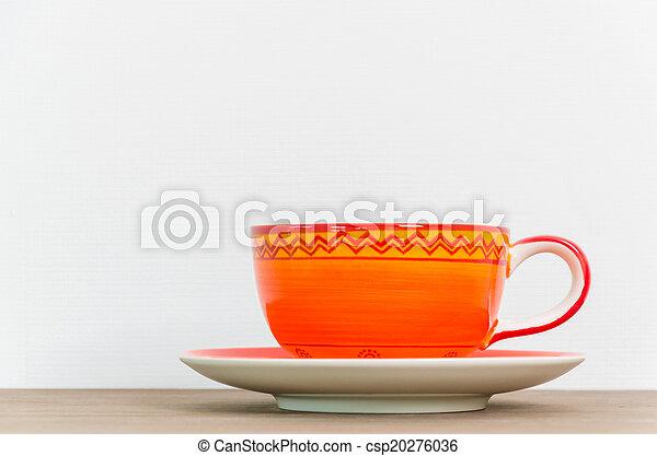 grande tasse café - csp20276036