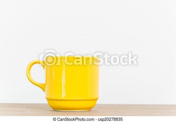 grande tasse café - csp20278835