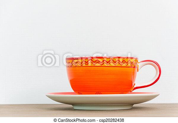grande tasse café - csp20282438