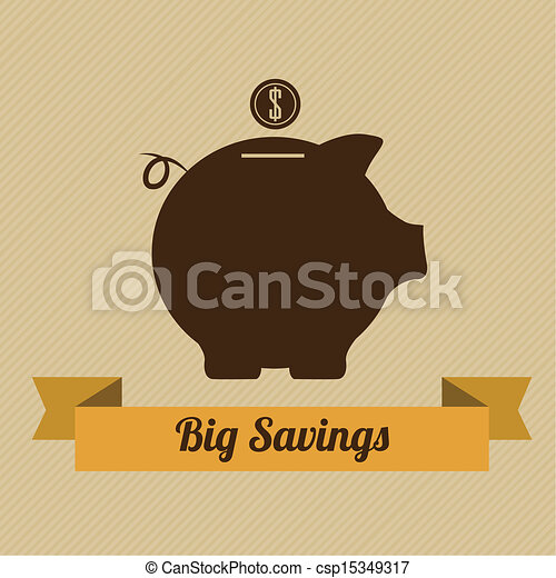 grandes économies - csp15349317