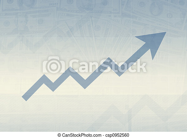 graphique, business - csp0952560