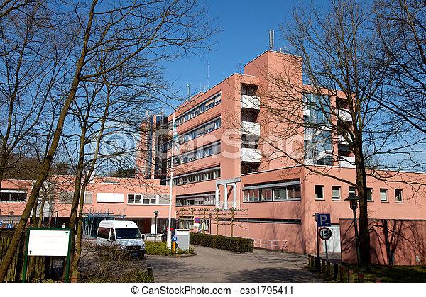 hôpital - csp1795411