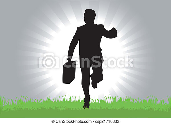 homme affaires - csp21710832