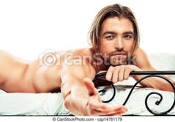 homme, casanova - csp14781179