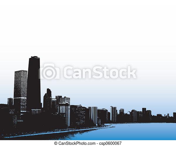 horizon, chicago - csp0600067