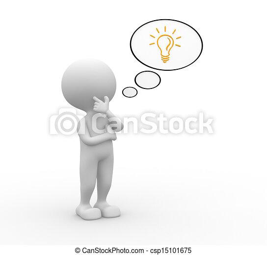 idée, concept - csp15101675