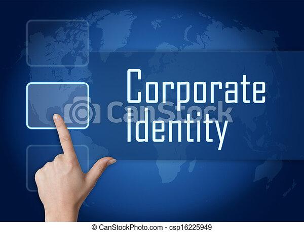 identité corporation - csp16225949