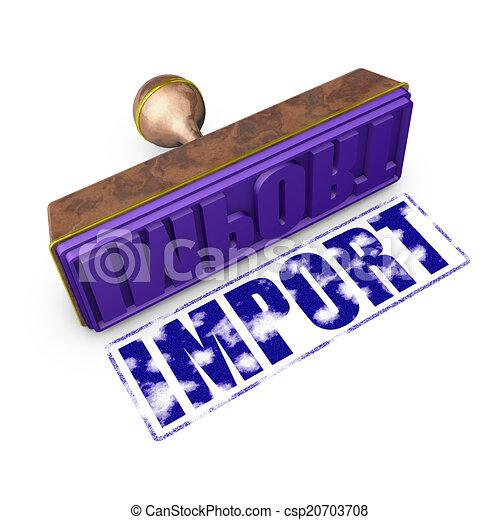 importation - csp20703708