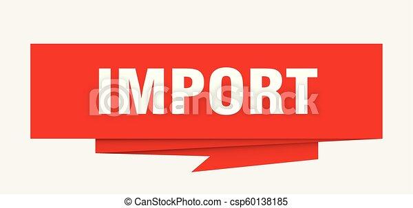 importation - csp60138185