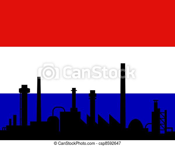 industrie, netherlands signalent - csp8592647