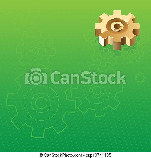 industriel, fond - csp10741135