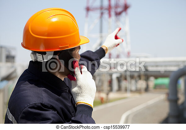 industriel, ingénieur - csp15539977