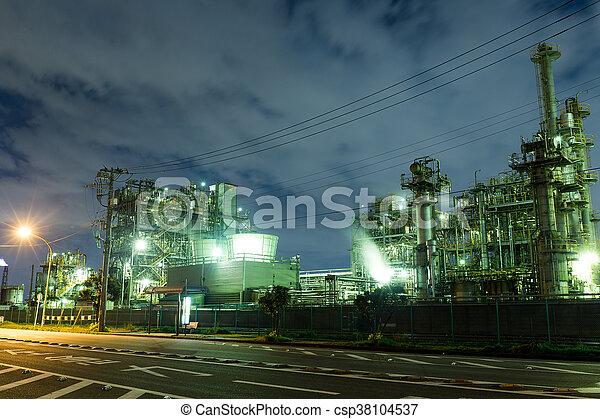 industriel, scène - csp38104537