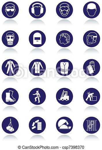 international, signs., communication - csp7398370